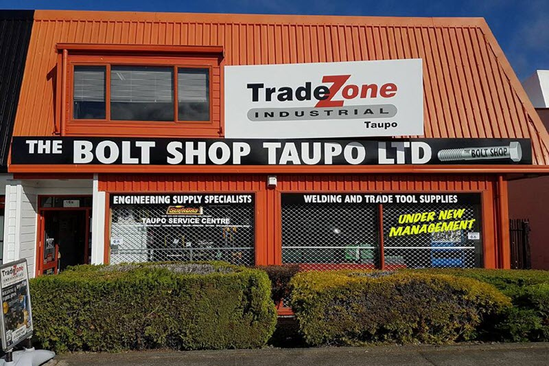 Taupo Bolt Shop - Trade Zone Store